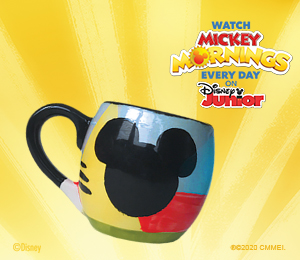 Crest View Hills Mickey's Bubble Mug