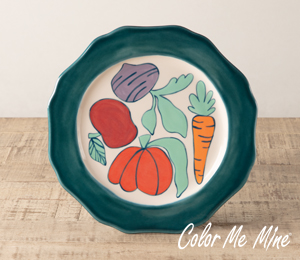 Crest View Hills Produce Plate
