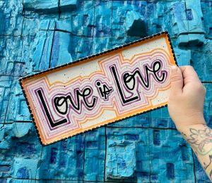 Crest View Hills Love is Love