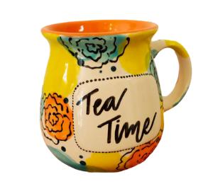 Crest View Hills Tea Time Mug